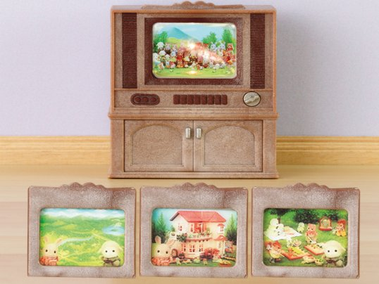 Deluxe Light-Up TV