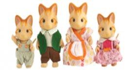 Beaman Cat Family