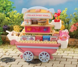 Candy Cart[Village Sweet Stall]