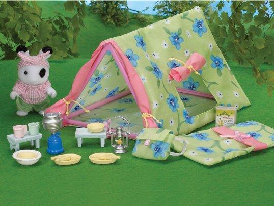 Ingrid's Camping Set