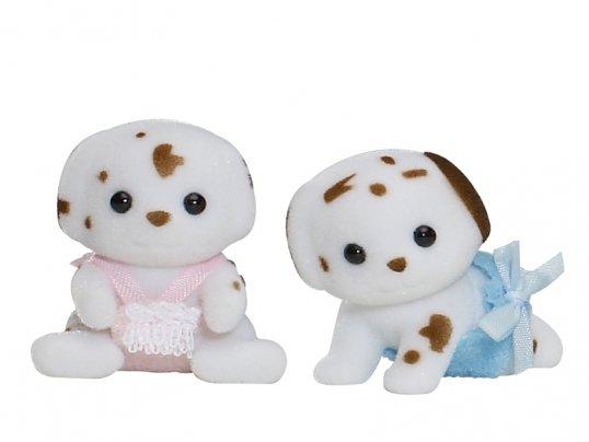 Henry-Lloyd Dalmatian Twins