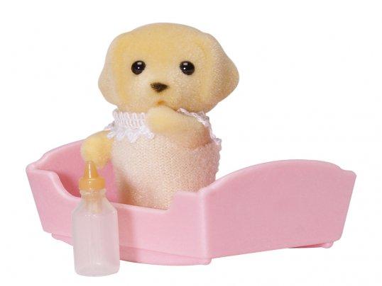 Barker Labrador Baby Girl