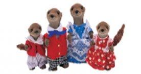 Vandyke Otter Family