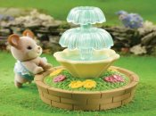 Buy Fountain Amp Garden Bench Online Sylvanian Families