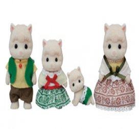 Woolly Alpacas