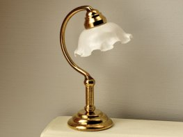 [DB] Brass Reading Lamp