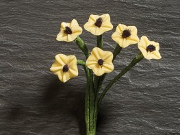 [DB] Flower Stems - 6 Yellow