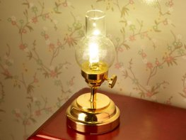 [DB] Oil Table Lamp