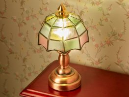 [DB] Tiffany Table Lamp