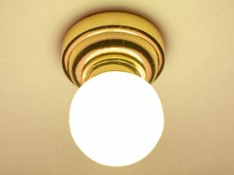 [DB] Globe Ceiling Light