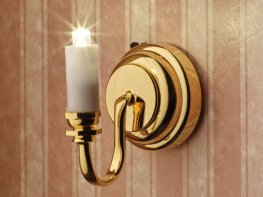[DB] Candle Wall Light [Single]