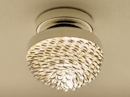 [DB] Silvered Ceiling Light