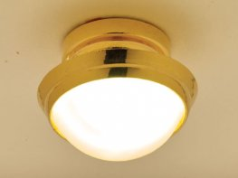 [DB] Half Globe Ceiling Light