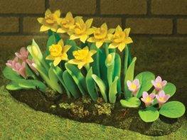 [DB] Daffodil Flowerbed [large]