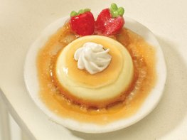 [DB] Dessert: Caramel & Strawberries