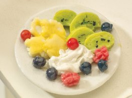 [DB] Dessert: Kiwi & Mixed Berries