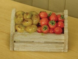 [DB] Crate of Potatoes & Tomatoes