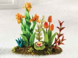 [DB] Flowerbed - Iris & Tulip