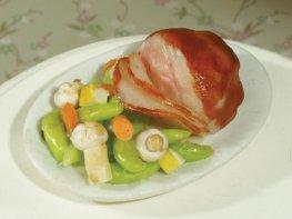 [DB] Meal Platter - Roast Ham