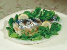 [DB] Meal Platter - Baked Fish