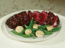 [DB] Meal Platter - Fillet Steak