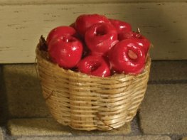 [DB] Basket of Red Apples