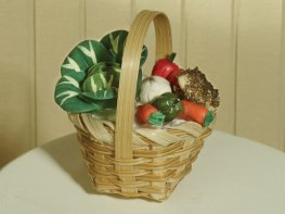 [DB] Shopping Basket of Vegetables
