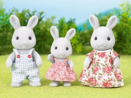 [SF] Babblebrook Rabbit Family (*)