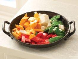 [DB] Pan of Roasted Vegetables (*)