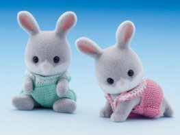 [SF] Cottontail Rabbit Twins [JP] (*)