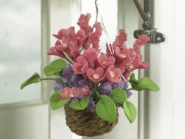 [DB] Hanging Basket - Pink