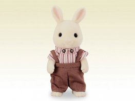 [SF] Periwinkle Rabbit Father (*)