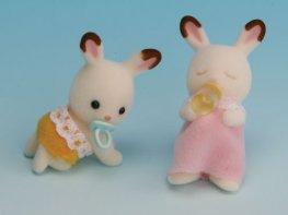 [SF] Chocolate Rabbit Twins [JP] (*)