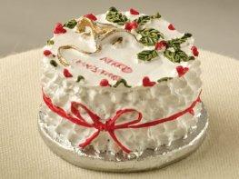 [DB] Christmas Cake - Round