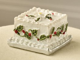 [DB] Christmas Cake - Square