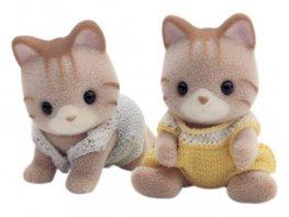[SF] Macavity Cat Twins (*)