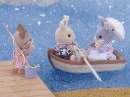 [SF] Rowing Boat Set (*)