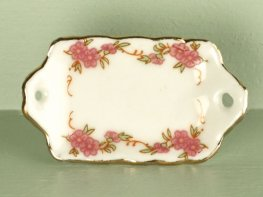 [DB] Ceramic Tray - Rose