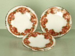 [DB] Ceramic Side Plates [set of 3]