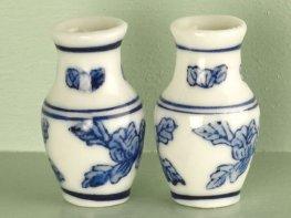 [DB] Blue & White Vases [style A]