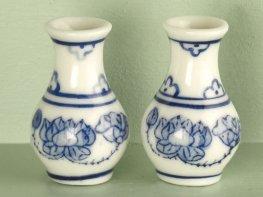 [DB] Blue & White Vases [style B]