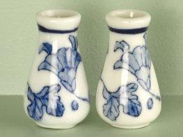 [DB] Blue & White Vases [style C]