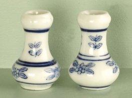 [DB] Blue & White Vases [style D]