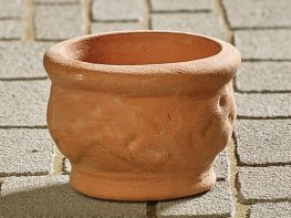 [DB] Terracotta Planter [style A]
