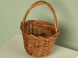 [DB] Wicker Basket [large]