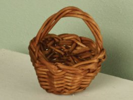[DB] Wicker Basket [small]
