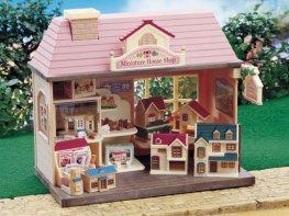 [SF] Miniature House Shop (*)