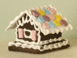 [DB] Gingerbread House