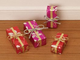 [DB] Wrapped Presents [set of 4]