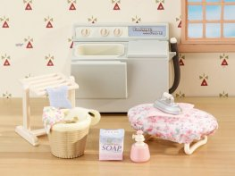[SF] Washing Machine Set (*)